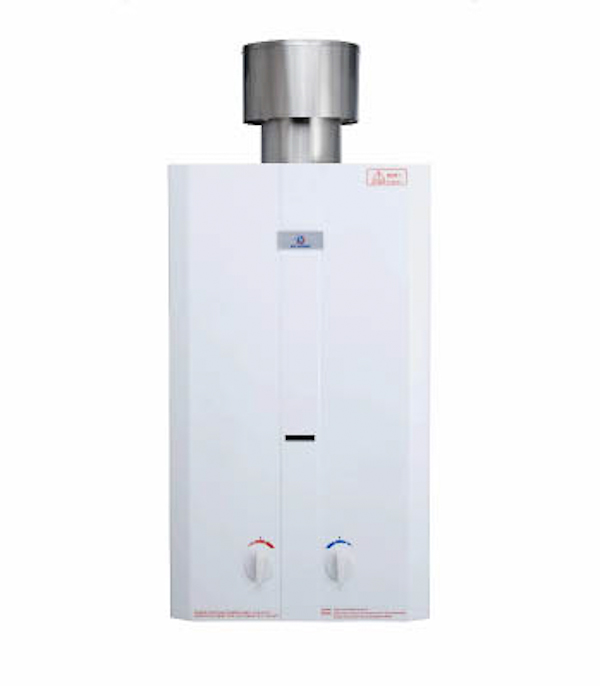 On Demand Hot Water : Portable on demand hot water tank sunrinse outdoor showers